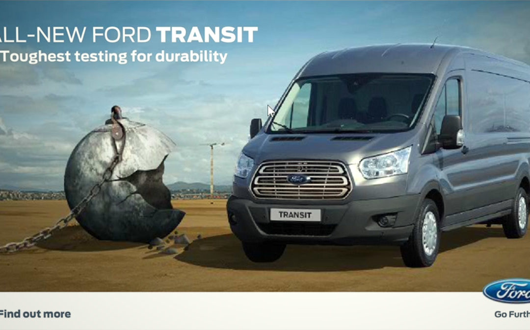 FORD TRANSIT CONKERS